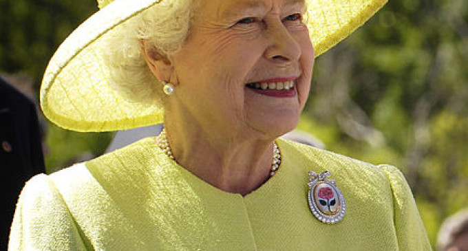 Queen Elizabeth II Confirmed Cannibal