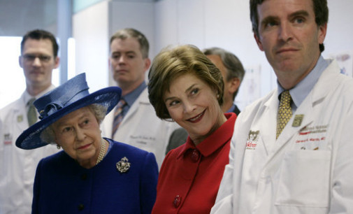 What Happened To Dick Cheney's Old Heart? Rumor Has It, the Queen Ate It