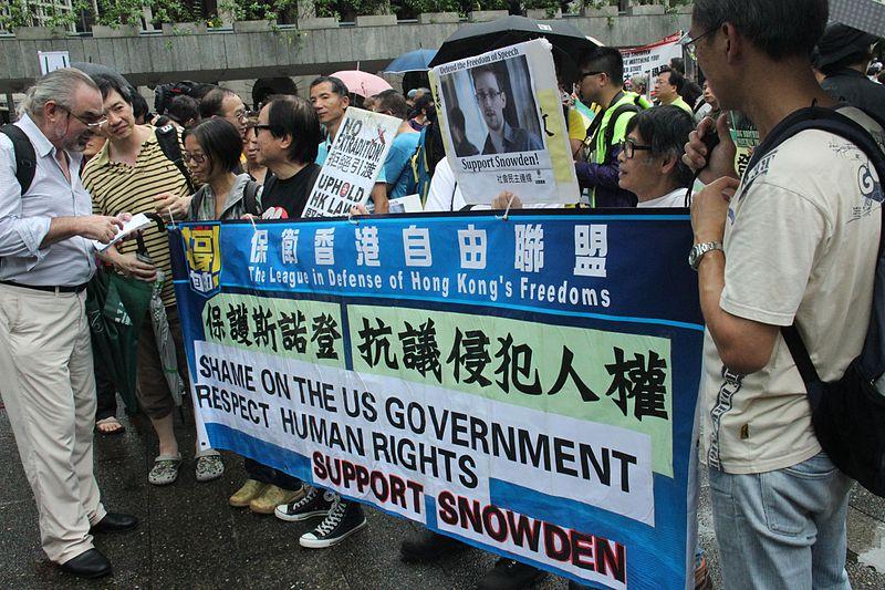 Edward Snowden, NSA Celebrity Shill? Leave It Alone, Warns Hubert Humdinger