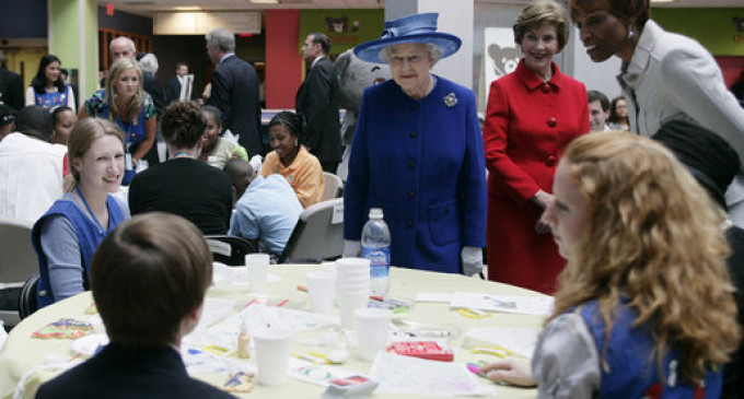 Royal Baby Blue Is A Royal Pain In the…