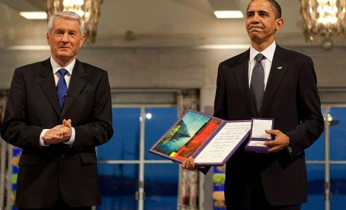 A Peace Prize Like A Millstone