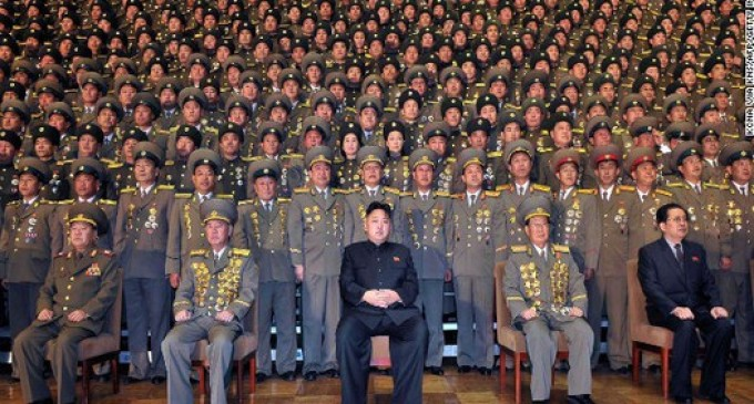 North Korea Delivers Message of Instigation, 'Pyongyang Style'