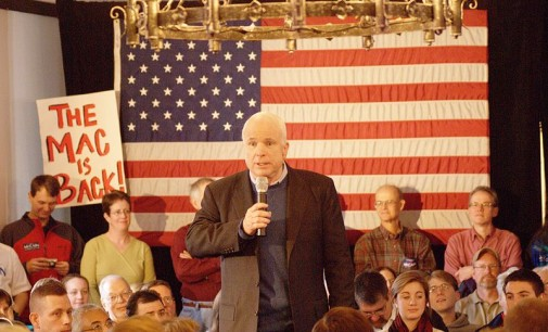 Can John McCain Get A Light? The Maverick Loosens Up About Marijuana