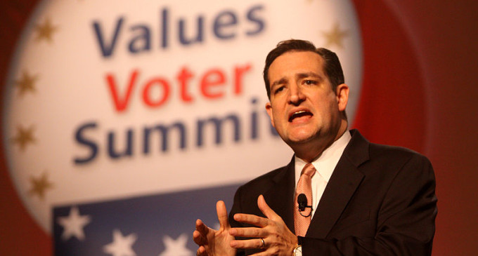 Ted Cruz, that New World Order Shill, Goldman Sachs-Backed Hack