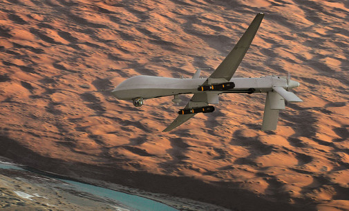 Why No Drone Strikes on Iraq's ISIS?