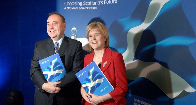 Scottish Hero or Tinpot Dictator? Scotland's Rush for Independence with Alex Salmond