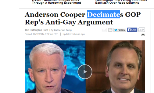 From Huffington Post to Hatebreed, Sloppy Use of 'Decimate' Signals Continued Debasement of English Language