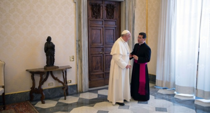 Pope Francis Gives Up the Sardine Can: 'I Don't Have Much to Lose'