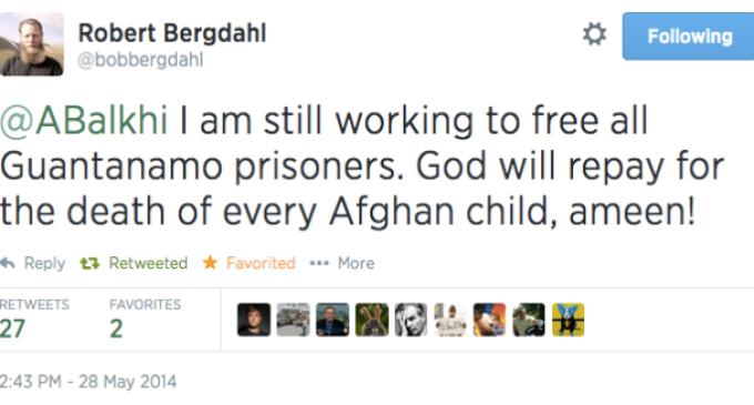 The Bob Bergdahl Tweets