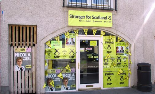 SNP: Opposition? What Opposition?